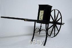 Eighteenth Century Georgian Waywiser, Odometer Or Surveyor's Wheel