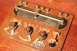 Electrocardiographe antique BOULITTE 1922