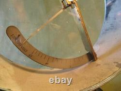 ^ Electroscope, Victorian, C1895 Physics Unsigned But Clearly By Max Kohl