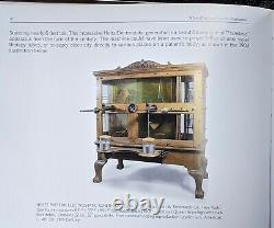 Electrostatic Generator Holtz Influence Machine Antique Electric X-ray Parts Old