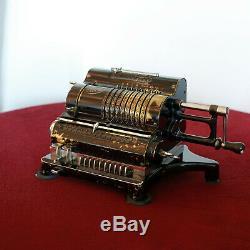 Facit Standard (1928) Rare Antique Mechanical Calculator