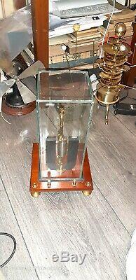 GALVANOMETRE a mirroir Deyrolles Paris scientifique instruments physique antique