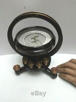 Galvanometer PYE Tangent Galvanometer W. G. Pye Cambridge Working C1940
