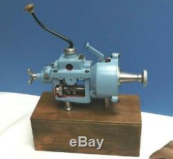 Gear box Engine Model Working Gear Box HOHM Cutaway Model