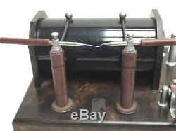 INDUCTION COIL Fine Condition Griffin & George Shown Working Medium Size