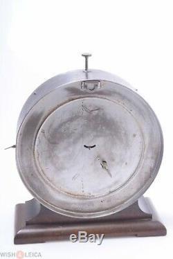 Junghans C. 1910 21cm Antique Dark Room, Photography, Laboratory Clock, Timer