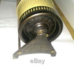 LOGA Cylindrical Slide Rule Antique Vintage Calculator