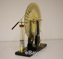 Late Victorian Wimshurst Machine By Victor Morlot Maury Of Paris
