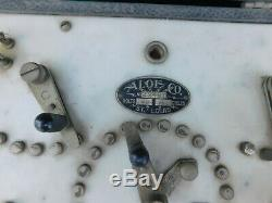 Lightning Electro Shock Therapy Antique Quack Machine Violet Ray