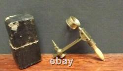 Microscope Flea Microscope Pocket Microscope Working Cased C1800