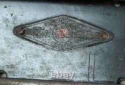 Original X-RAY SPARK GAP ACME 100KV-300KV 30 Lab Tesla Coil Medical Old Radio