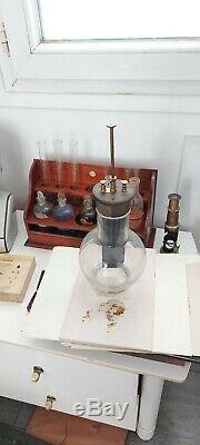 Pile De Grenet antique scientifique battery bichromate de potassium tsf medical