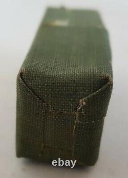 RARE ANTIQUE BOTANIST'S / NATURALIST'S POCKET'FLEA GLASS' MICROSCOPE c1800
