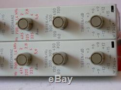 RFZ W734 b + 2 Stück + EQ + RFZ + GREAT VINTAGE SOUND