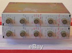 RFZ W734b + matched pair + Smooth Vintage Sound + analog EQ