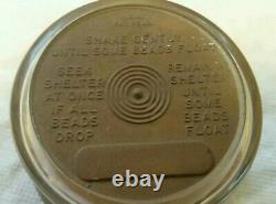 Rare Antique Nu-Klear Fallout Radiation Detector Made by Minutemen Industries