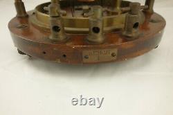 Rare Antique Siemen's Halske Dynamometer 1890 Model General Electric Co U. S. A