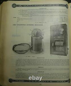 Rare Cambridge Instruments Recording Galvanometer (Circa 1905)