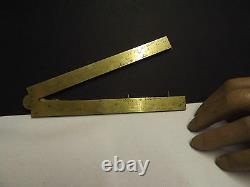 SECTOR (Brass) CANIVET (Paris) C1760 (A1 Condition) Signed Canivet Paris