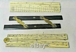Shagreen Cased Drawing/Drafting Instruments London circa 18th century