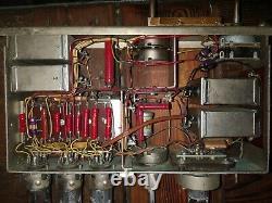 Siemens (Klangfilm) Studio Equalizer Preamplifiers