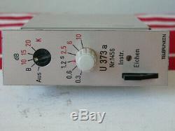 Telefunken U373a +++ Kompressor +++ fantastic vintage sound