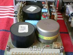Telefunken V672 + matched pair + TRANSFORMER BALANCED + preamp + lineamp + mic