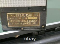 Universal 35mm Hand Crank Movie Camera 2 for sale in Good condition