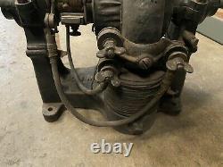 Very Nice 1/4 Hp Crocker Wheeler Bipolar Motor. Ford Museum