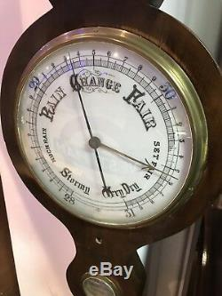 Victorian Barometer