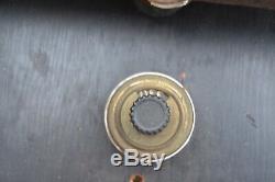 Vintage Ward Leonard Electric Vitrohm Rheostat Rotary Dimmer Switch Steampunk