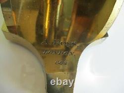 WENHAM BINOCULAR MICROSCOPE EXHIBITION MODEL No 664 by A ROSS LONDON, STUNNING